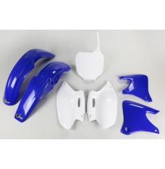 Kit Plastique UFO pour Moto Yamaha YZ250 F (03-05) YZ450 F (03-05) | Couleur Origine
