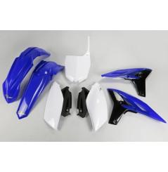 Kit Plastique UFO pour Moto Yamaha YZ250 F (10) | Couleur Origine