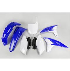 Kit Plastique UFO pour Moto Yamaha YZ250 F (11-12) | Couleur Origine