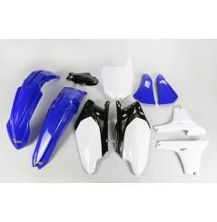 Kit Plastique UFO pour Moto Yamaha YZ450 F (11-12) - Couleur Origine