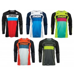 Maillot Cross THOR PULSE RACER 2021