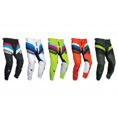 Pantalon Cross THOR PULSE RACER 2021