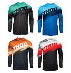 Maillot Cross Enfant THOR SECTOR VAPOR 2021