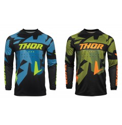 Maillot Cross Enfant THOR SECTOR WARSHIP 2021