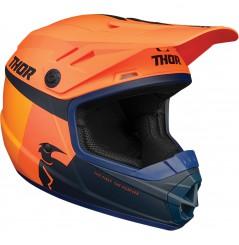 Casque Cross Enfant THOR SECTOR RACER 2021 Orange