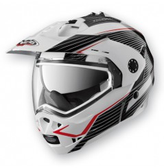Casque Caberg TOURMAX SONIC Graphic White/Black