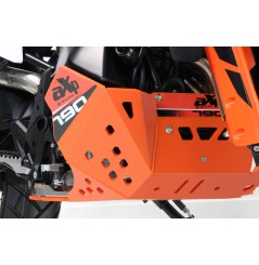 Sabot de Protection Orange AXP Racing  8mm pour Adventure 790 (19-20)