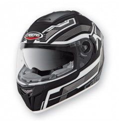 Casque Caberg EGO STREAMLINE Matt Black/White