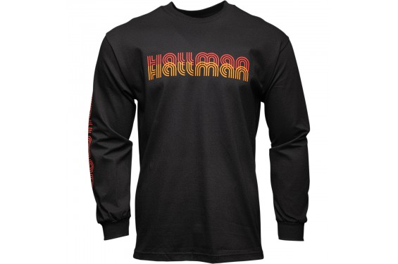 Sweat-Shirt THOR HALLMAN 76 2021 Noir