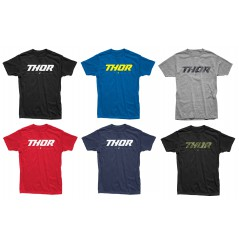T-Shirt Manche Courte - Col Rond - THOR LOUD 2 2021