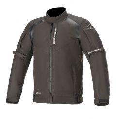 Veste moto Alpinestars Headlands Drystar - Noir