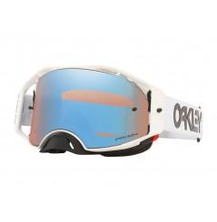 Masque Cross OAKLEY AIRBRAKE MX FACTORY PILOT WHITE 2021