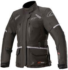 Veste moto Femme Alpinestars Stella Andes v3 Drystar - Noir