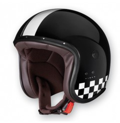 Casque Caberg JET FREERIDE INDY Black/White