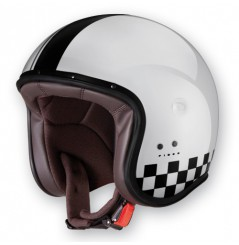 Casque Caberg JET FREERIDE INDY White/Black