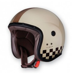Casque Caberg JET FREERIDE INDY Cream/Brown