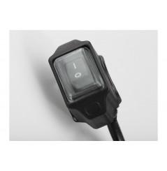 Interrupteur de Cockpit SW-Motech pour Guidon Ø 22mm