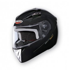 Casque Caberg V-KID SOLO Black Painted