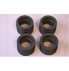 Kit pipes d'admission Moto pour GPX600R et GPZ600R 85-89