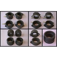 Kit pipes d'admission Moto pour KZ1000 J et R, GPZX1100, Z1100