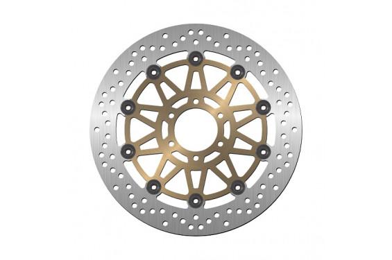 Disque de frein avant NG Brake pour Fazer 600 (98-03)