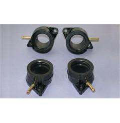 Kit pipes d'admission Moto pour FZ600 86-88