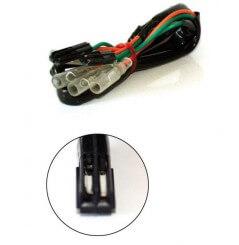 Cables pour Clignotants Moto Adaptable Honda