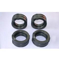 Kit pipes d'admission Moto pour FZ750 (85-94) FZR750R (87-89) FZX750 Fazer (86-98)