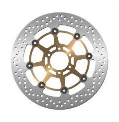 Disque de frein NG Brake avant pour 750 Shiver (07-17) 900 Shiver (17-19)