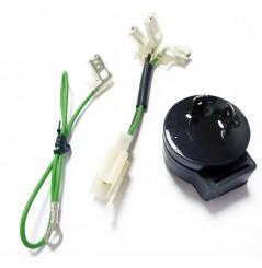 Centrale Clignotante LED Moto Avec Cables 2 Broches 12V - 15W