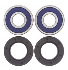 Kit Roulement de roue Avant moto All Balls pour Honda VTX 1800 (01-04)