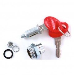 Cylindre Barillet + 2 clés Top Case Shad SH26-SH29-SH33-SH37-SH39-SH40-SH45-SH46-SH49-SH50