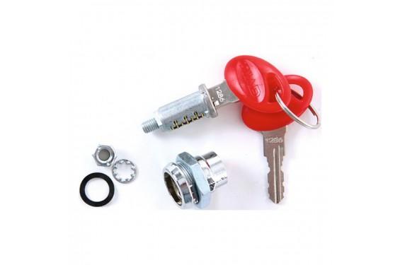 Cylindre Barillet + 2 clés Top Case Shad SH26-SH29-SH33-SH34-SH37-SH39-SH40-SH42-SH45-SH46