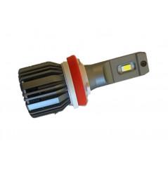 Ampoule Moto à LED Ventilée H8 / H9 / H11 360°