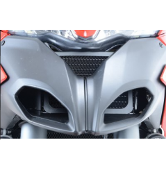 Protection de Radiateur d'Huile R&G pour Ducati Multistrada 1200 (10 -14)